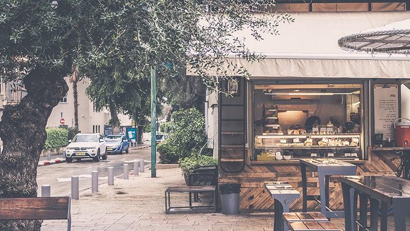 רישוי עסקים תל אביב